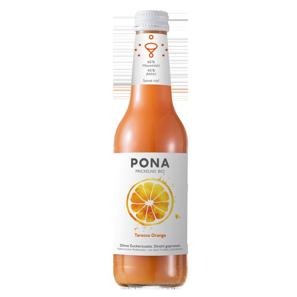 啵娜鮮榨血橙果汁