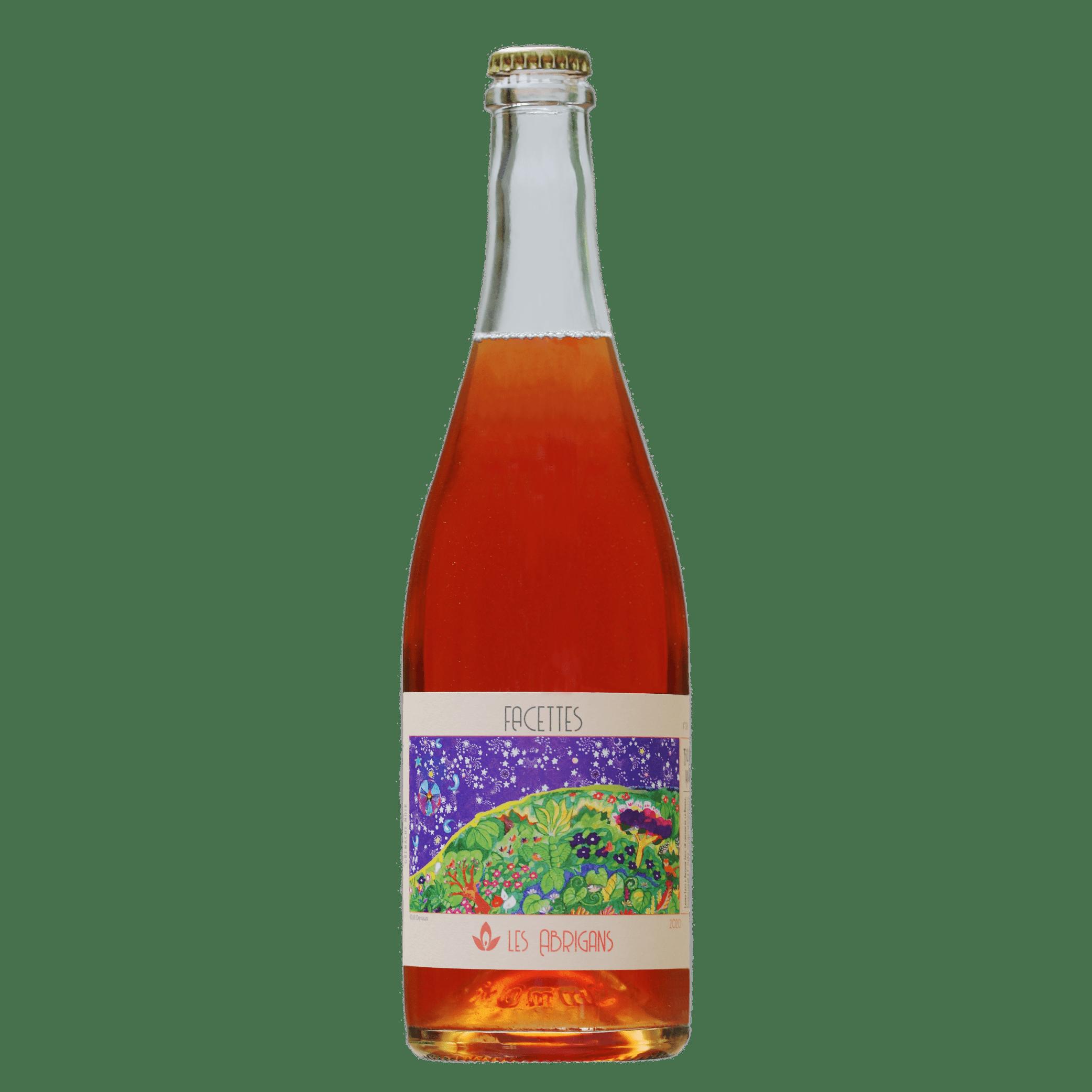 LES ABRIGANS 格那希紅葡萄氣泡酒