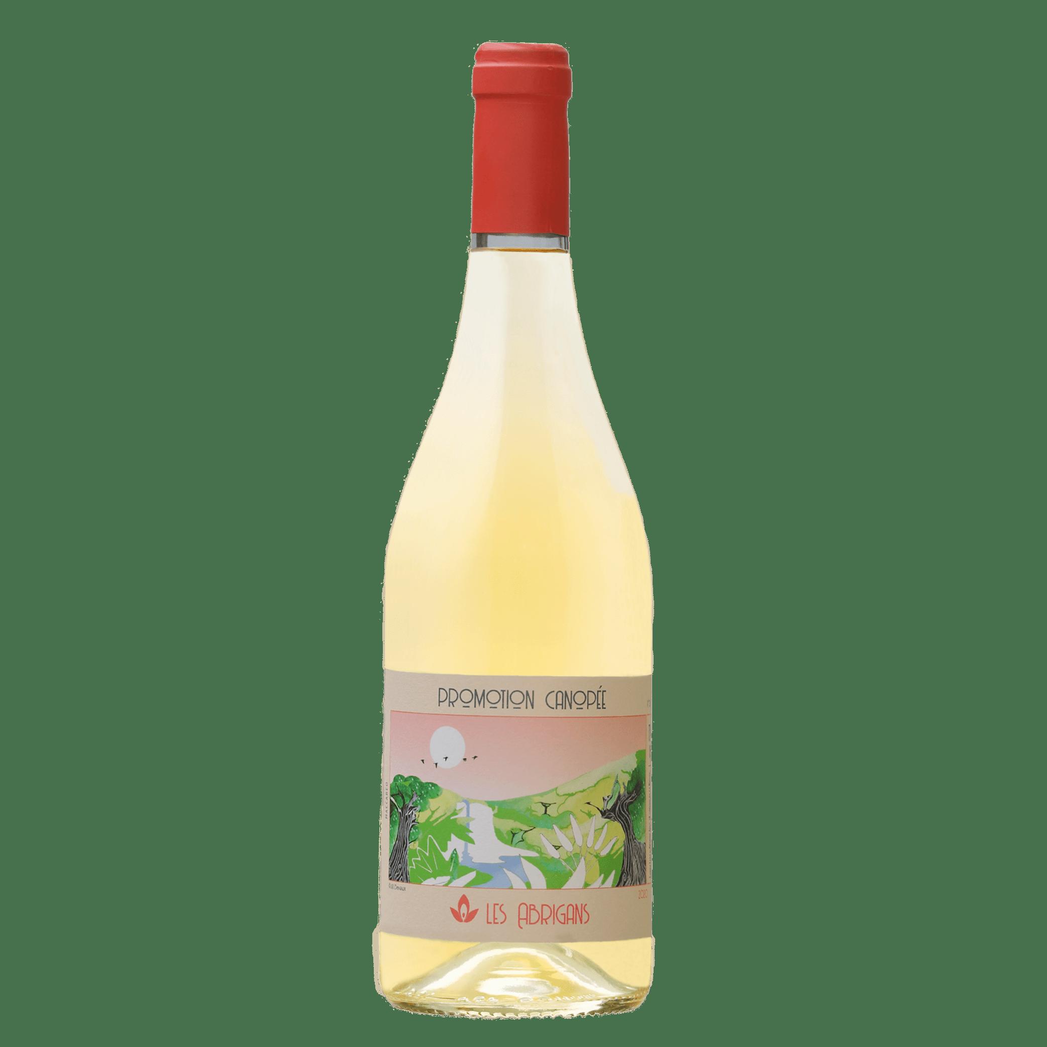 LES ABRIGANS 馬卡貝奧白葡萄酒