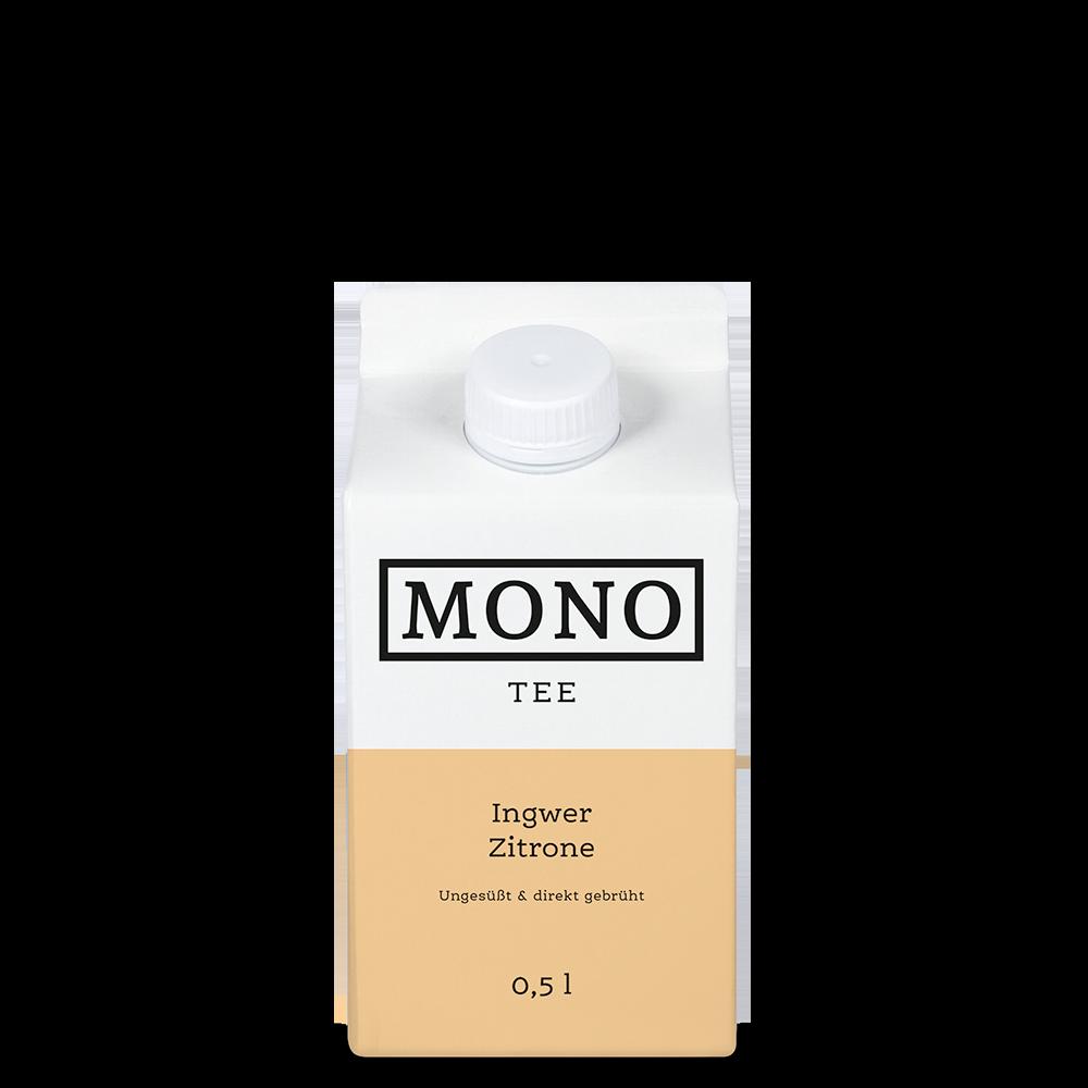 莫諾薑汁檸檬茶