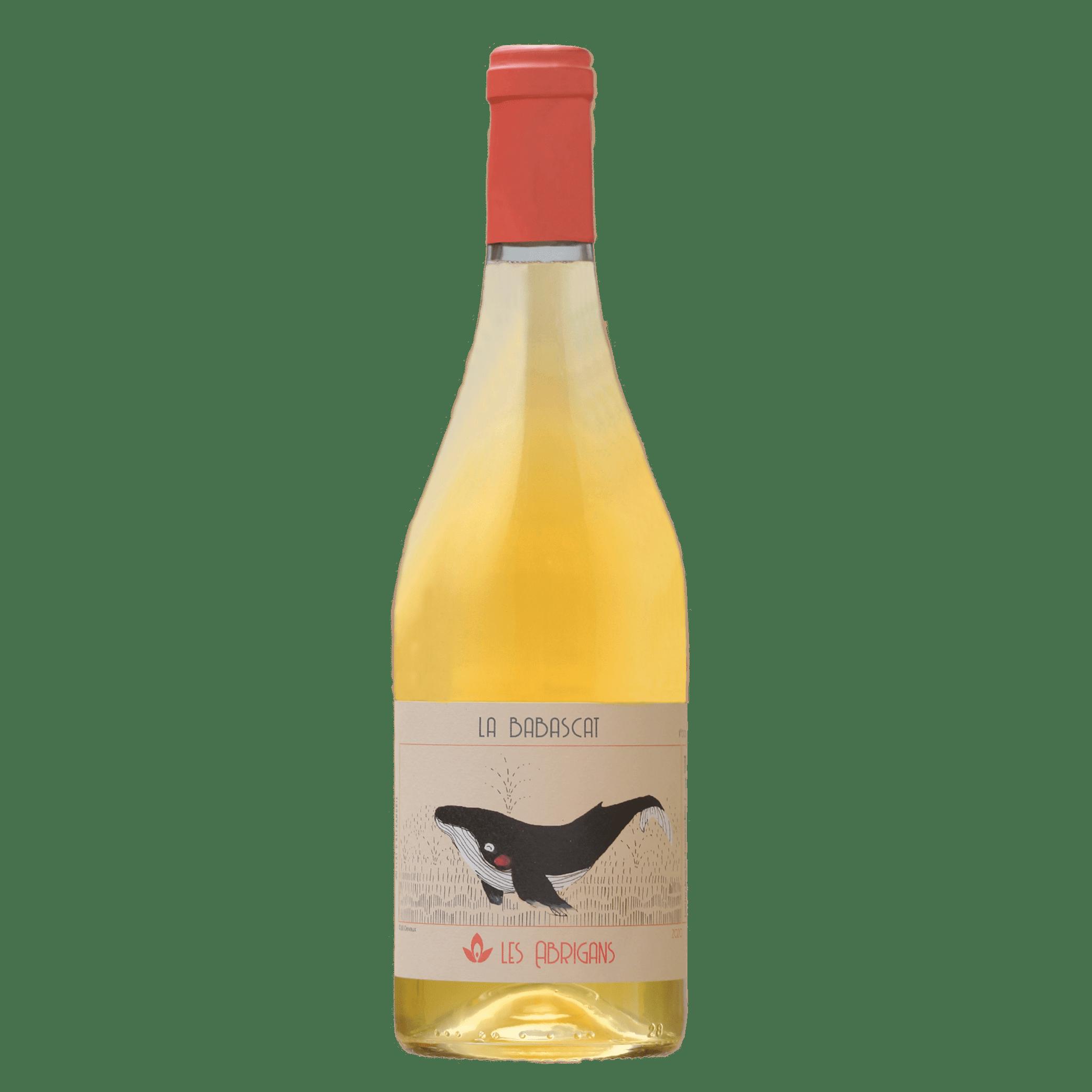 LES ABRIGANS 麝香白葡萄酒