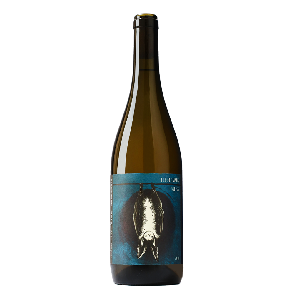 2 NATURKINDER 蝙蝠白葡萄酒