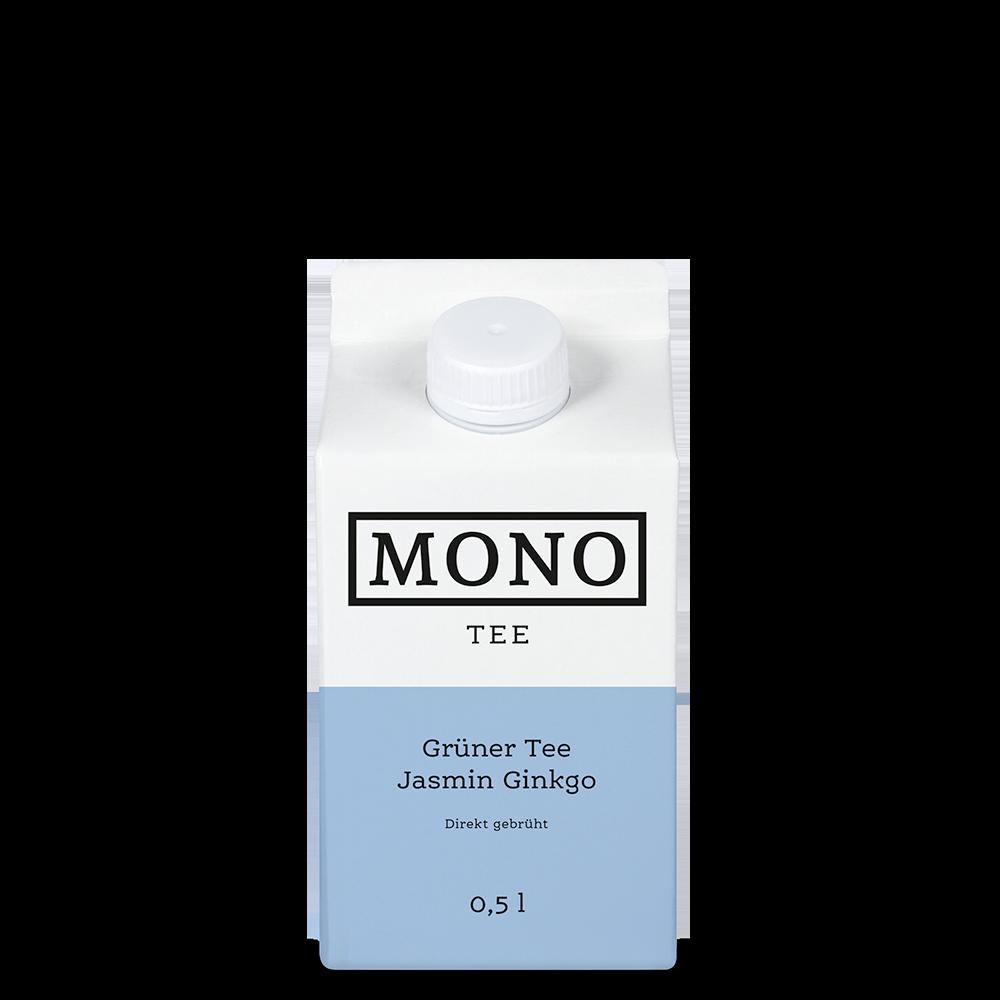 莫諾銀杏茉莉花茶