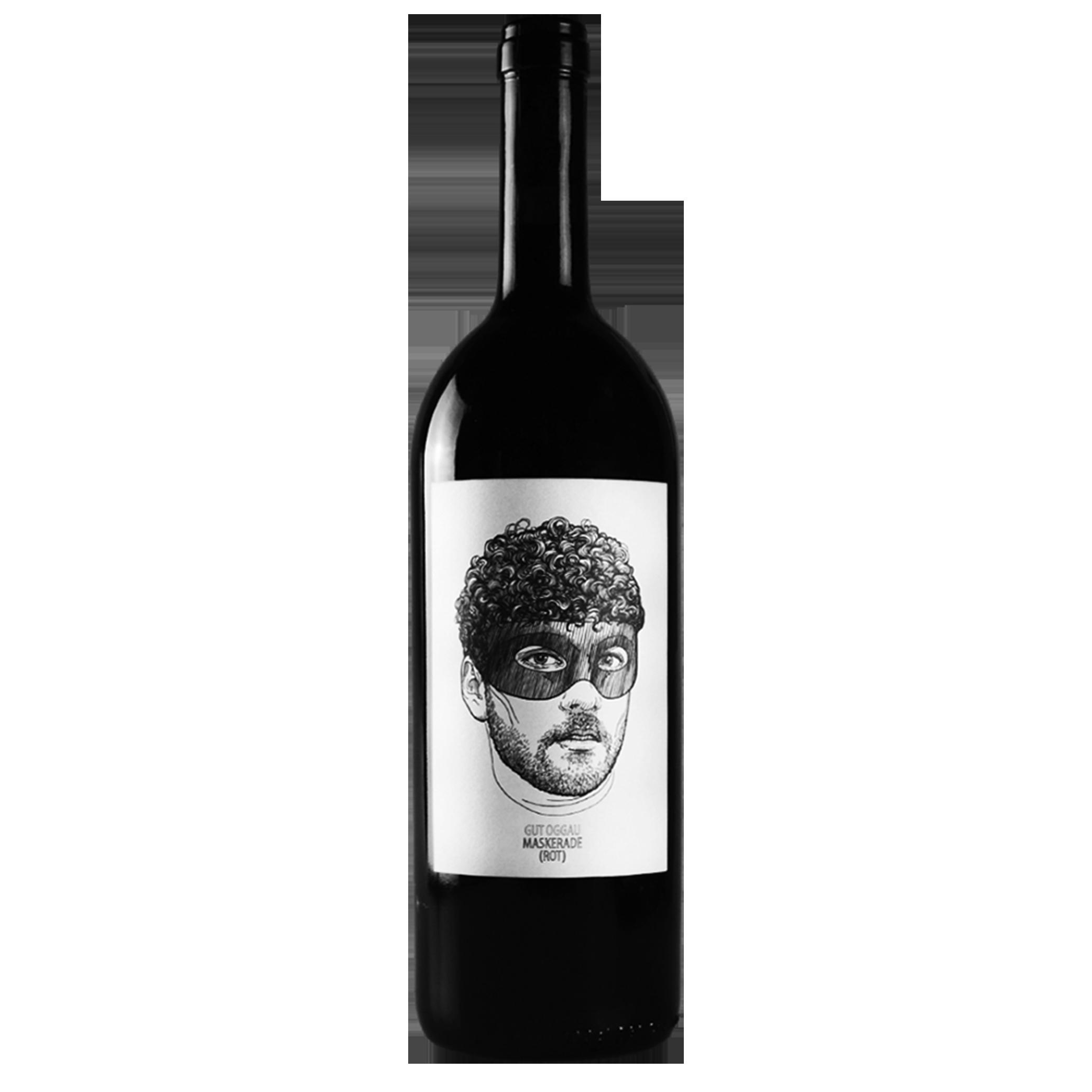 奧高酒莊 MASKERADE 紅酒