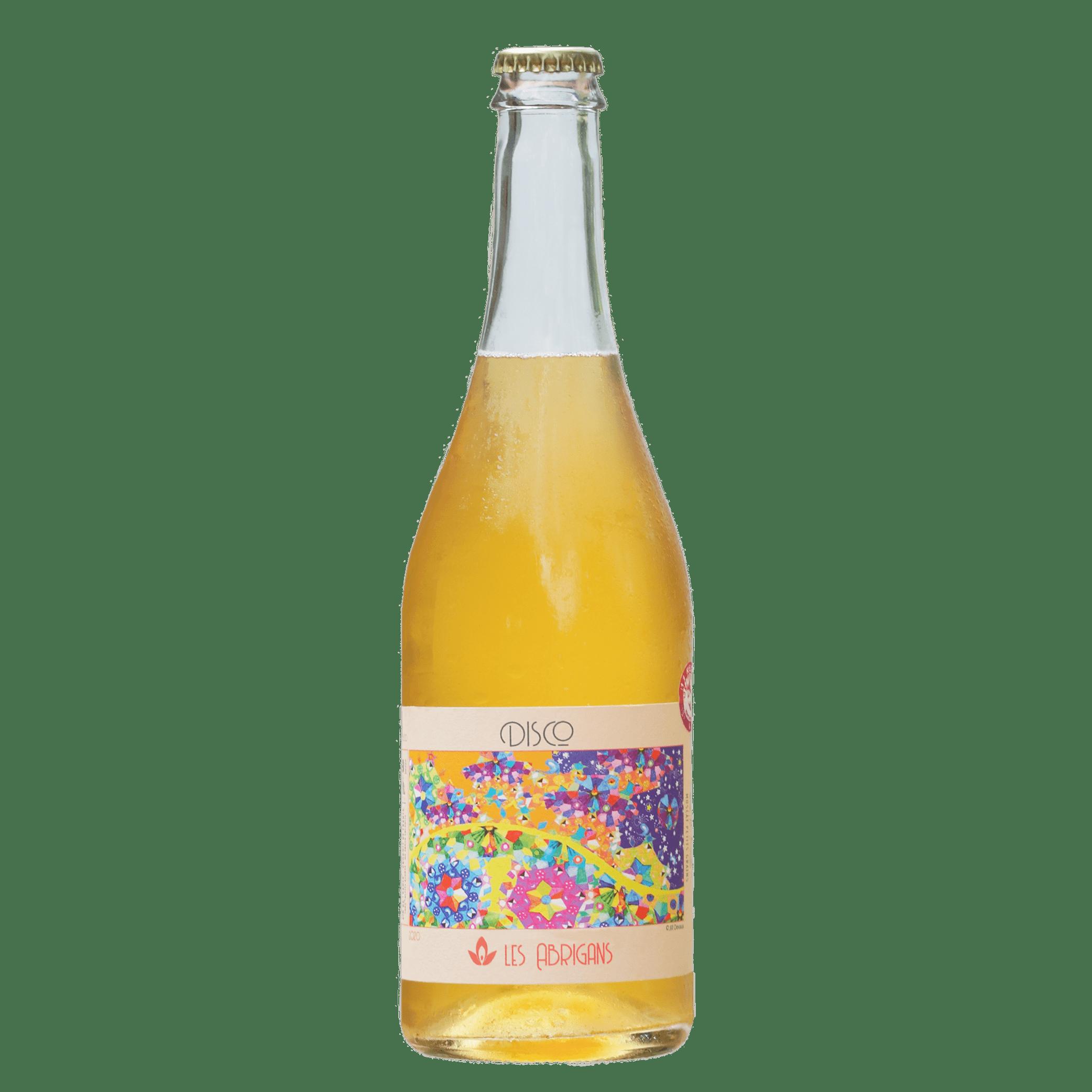 LES ABRIGANS 麝香白葡萄氣泡酒