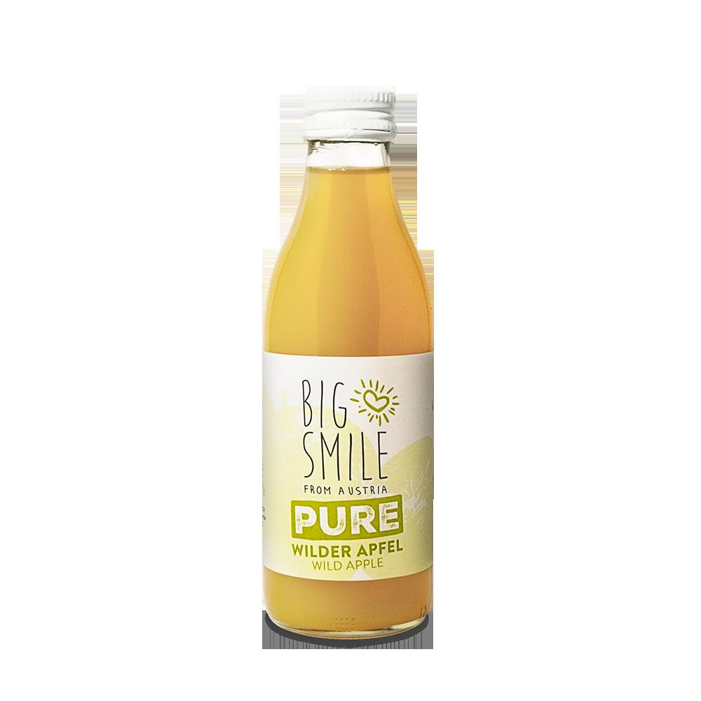 大微笑狂野蘋果汁