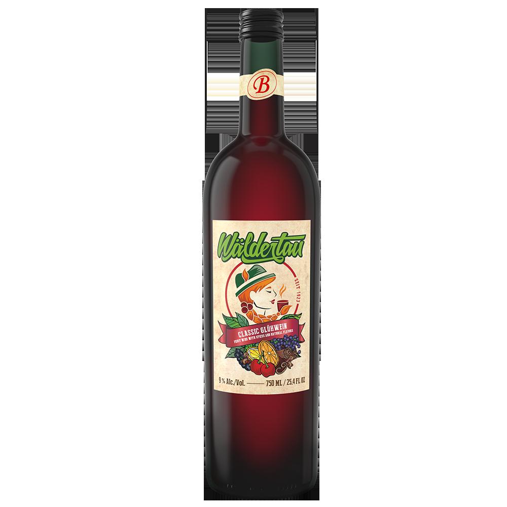 德國女孩經典香料水果酒